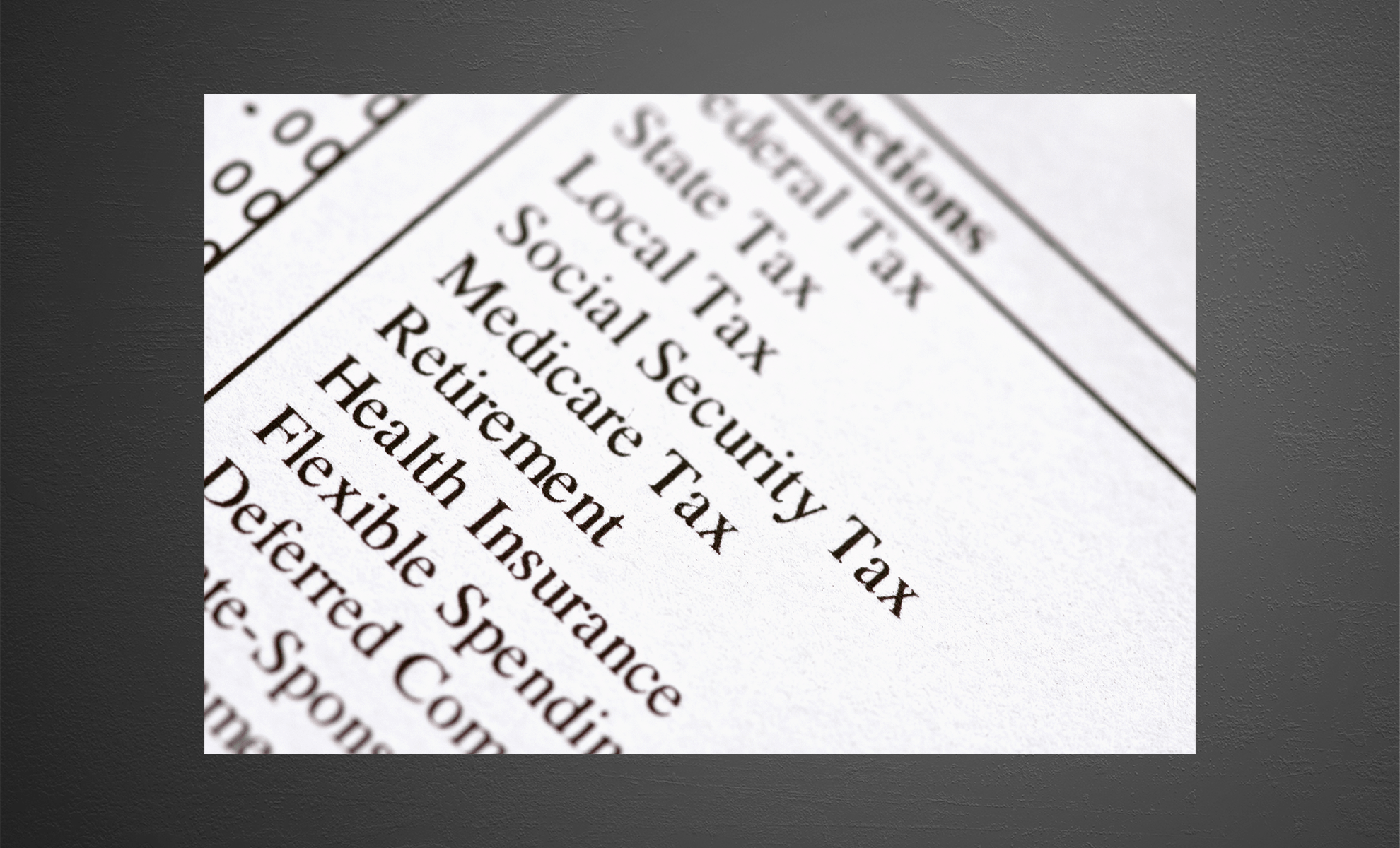 2019 Last-Minute Year-End Medical and Retirement Deductions