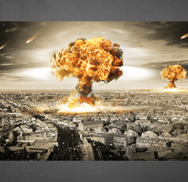Nuclear War? The IRS will be back to collect taxes in one month